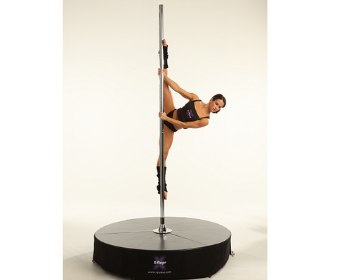 X Pole | X Stage Standard Dance Pole Kit