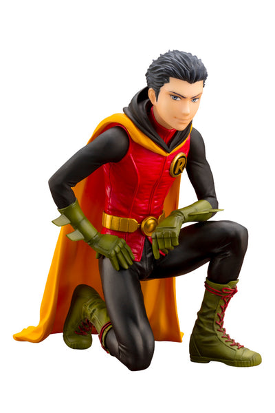 DC Comics - Damian Robin Ikemen (1st Edition bonus part included)