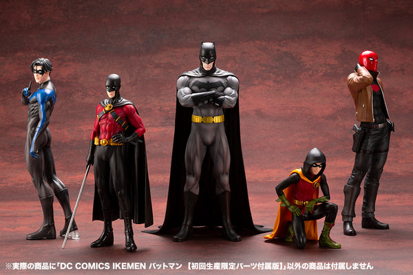 DC Comics - Batman Ikemen (1st Edition bonus part included)