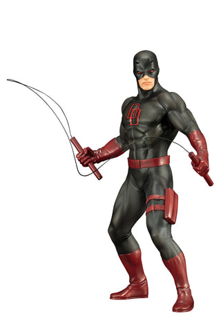 The Defenders Series - Daredevil Black Suit ARTFX+