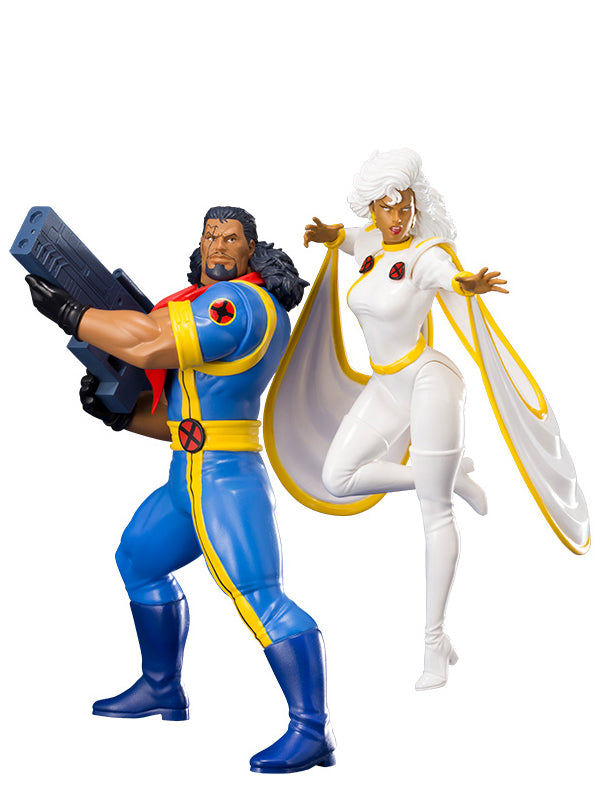 X-Men '92 - Bishop & Storm ARTFX+ Two-Pack