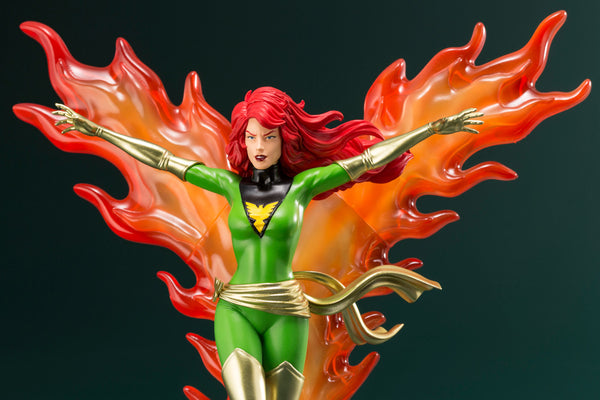 "X-Men '92 - Phoenix ""Furious Power"" ARTFX+"