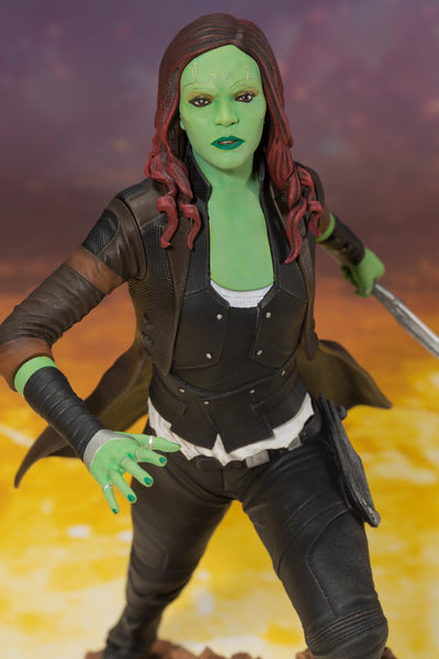 Avengers: Infinity War Movie - Gamora