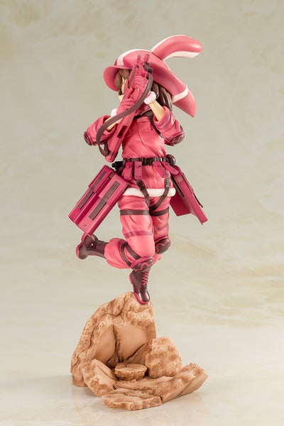 Sword Art Online Alternative Gun Gale Online - Llenn