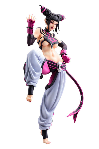 Street Fighter - Juri