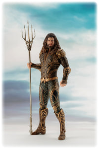 Justice League Movie - Aquaman ARTFX+