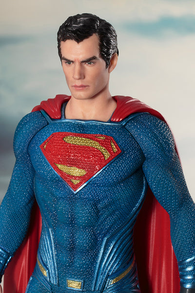 Justice League Movie - Superman ARTFX+