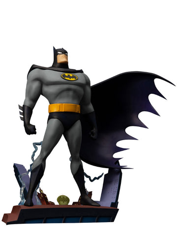 DC Universe - Batman Animated Serie: Batman opening sequence ARTFX+