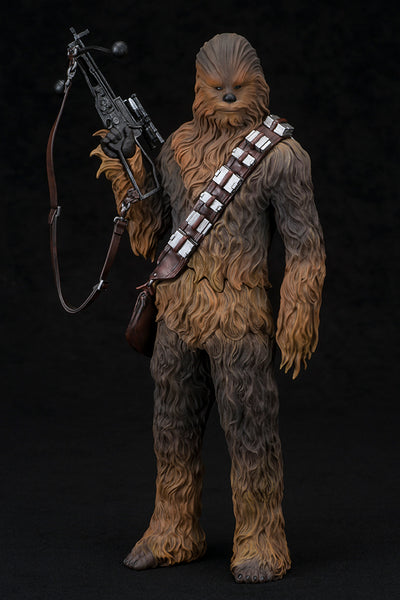 Star Wars: The Force Awakens - Han Solo & Chewbacca  Two Pack ARTFX+