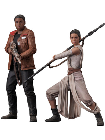 Star Wars: The Force Awakens - Rey & Finn 2 Pack