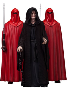 Star Wars - Emperor Palpatine & Royal Guards 3 Pack ARTFX+