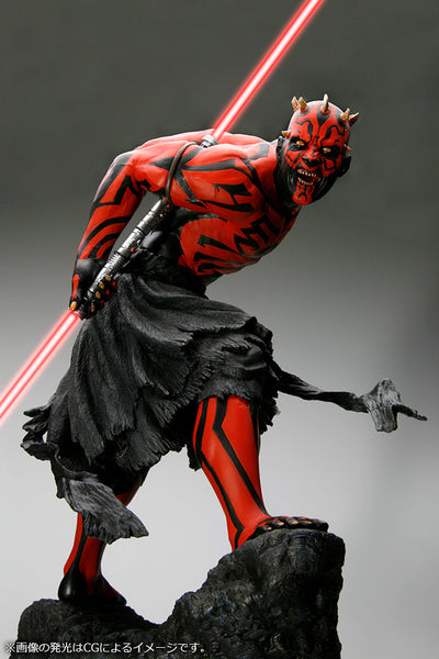 "Star Wars - Darth Maul ""Japanese Ukiyo-e Style"""