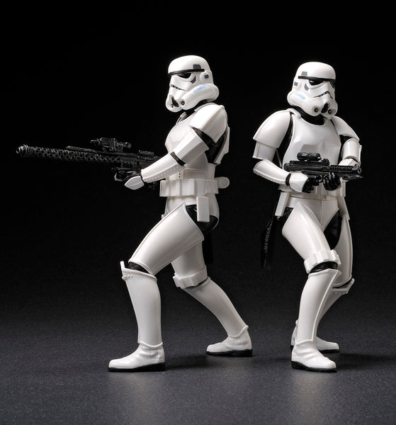 Star Wars - Stormtrooper Build Pack