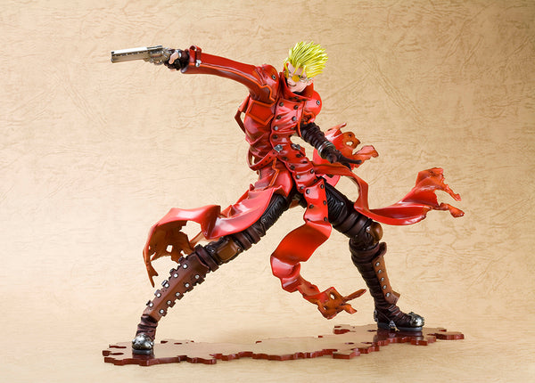 Trigun Badlands Rumble - Vash The Stampede