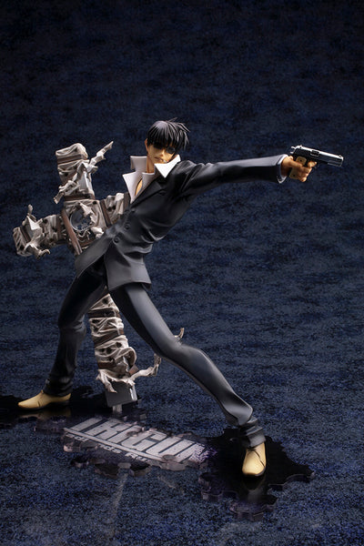 Trigun Badlands Rumble - Nicholas D. Wolfwood