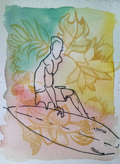 aquarela Surf