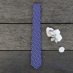 .Pirate Bay Blue necktie