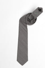 .White Stripes necktie