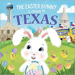 The Easter Bunny Comes To Texas
