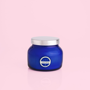 Blue Petite Candle - Aloha Orchid