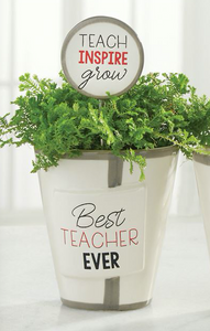 Best Teacher Pot & Marker Set