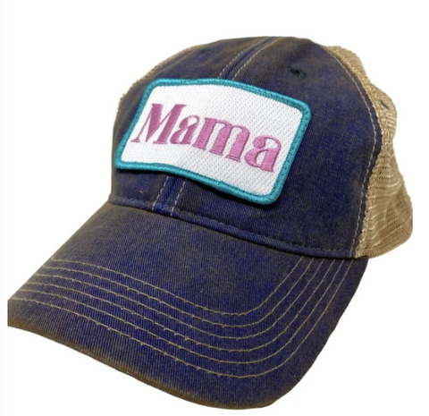 Mama Patch Hat