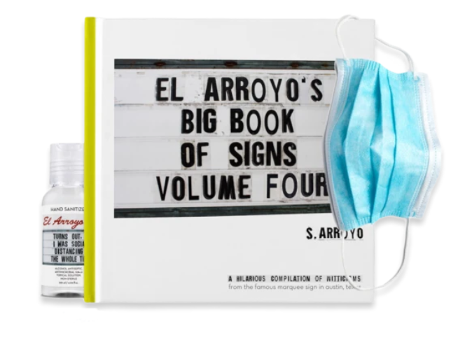 Volume 4 El Arroyo Big Book of Signs
