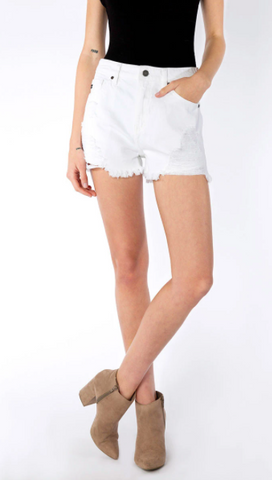 Shana High Rise Shorts