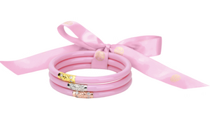 Pink 3 Kings All Weather Bangles