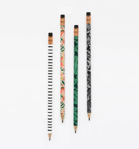 Folk Assorted Pencils