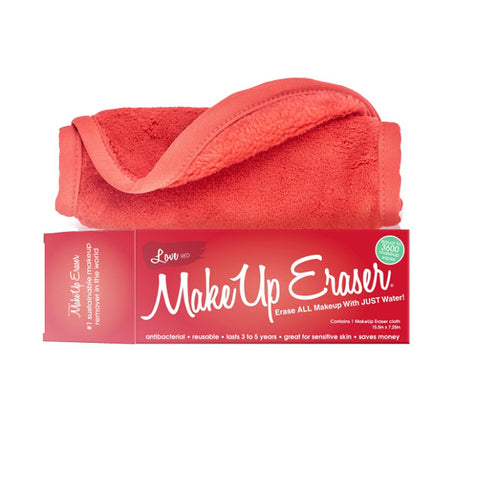 Makeup Eraser - Red