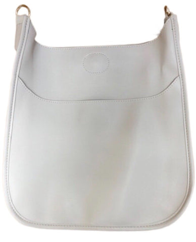 Mix Match Messenger Bag - White