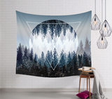Mountain Vibes Tapestry