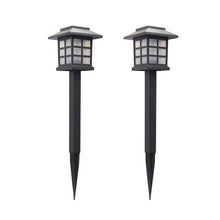Load image into Gallery viewer, 2 off  Classical Garden Lamps Solar Powered, - P & M Gear