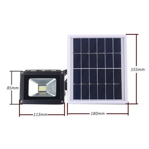 High Power LED Solar Lamp Sensor Light - P & M Gear