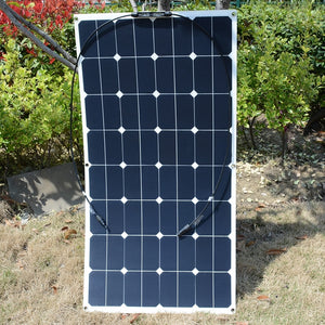 4*100W Sunpower Flexible Solar Panels with 30A Controller and 3000W Inverter - P & M Gear