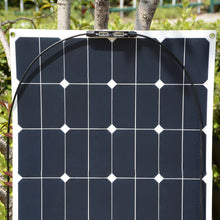 Load image into Gallery viewer, 4*100W Sunpower Flexible Solar Panels with 30A Controller and 3000W Inverter - P & M Gear