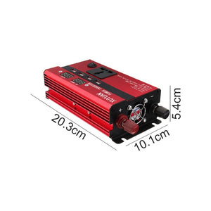 3000W Solar Power Inverter  12 V 110 V Voltage Converter - P & M Gear