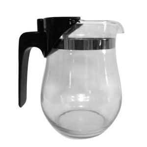 500ml Heat Resistant Glass Tea Pot with strainer - P & M Gear