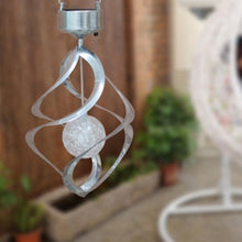 Load image into Gallery viewer, Solar Power Wind Chime  Lamp - P & M Gear
