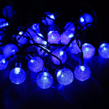 Load image into Gallery viewer, 20 LED Solar Powered String Light - Bubble Ball - P & M Gear