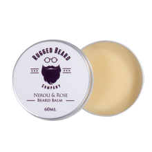 Load image into Gallery viewer, Neroli & Rose Beard Balm