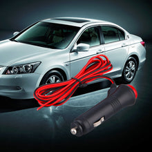 Load image into Gallery viewer, 12V 24V Male Car Cigarette Lighter Plug Connector with On Off Switch 1.5m cable - P & M Gear