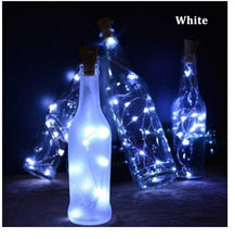 Load image into Gallery viewer, 10 LED Solar Powered Cork Shaped String Light - P & M Gear