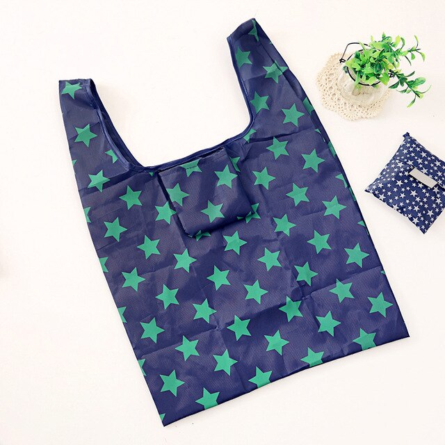 Foldable Eco Shopping Bag - Bag For Life. No more carrier bags! - P & M Gear