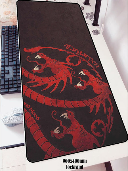 Mouse Pad Game of Thrones 90x40cm