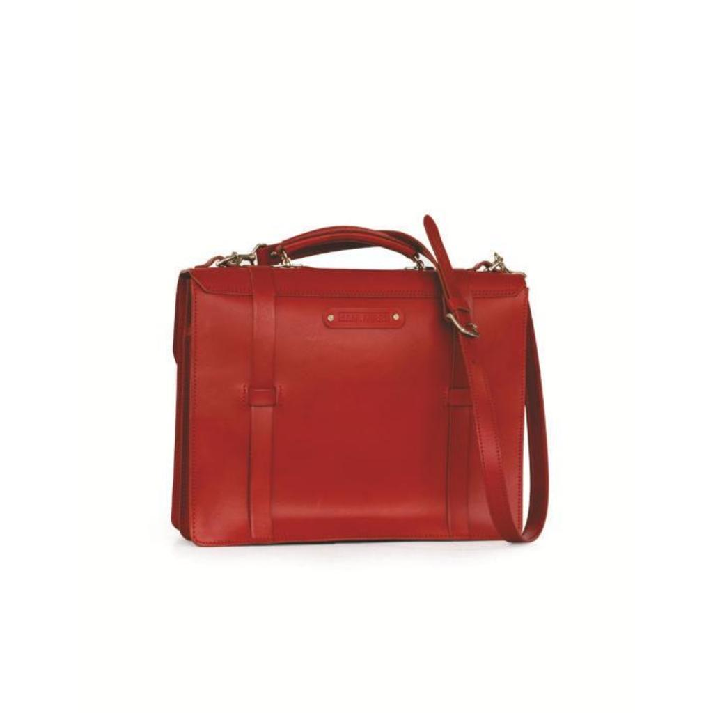Noble Leather - Content Briefcase
