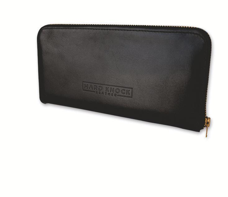 Noble Leather - Zipper Wallet