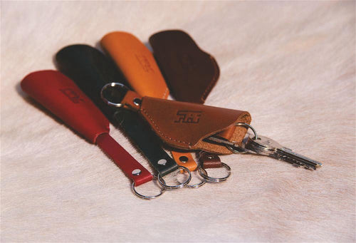 Noble Leather - Key Fob