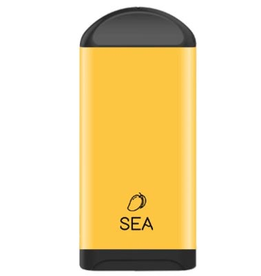 A Sea Air Disposable, one of the best disposable vapes on the market.